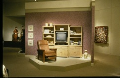 The Millennial Mini Mansion Section, Great Room VIgnette