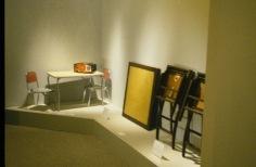 The Modern Pioneer Homestead Section, Bomb Shelter Vignette