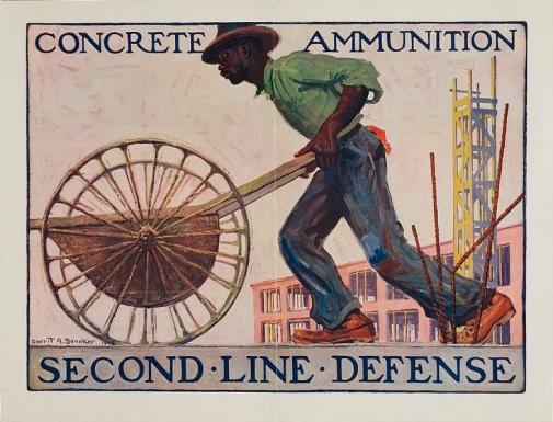 Concrete Ammunition / Second Line Defense