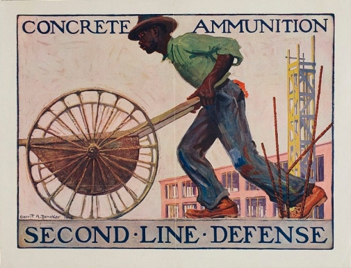 Concrete Ammunition / Second Line Defense