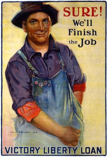 sure we'll finish the job