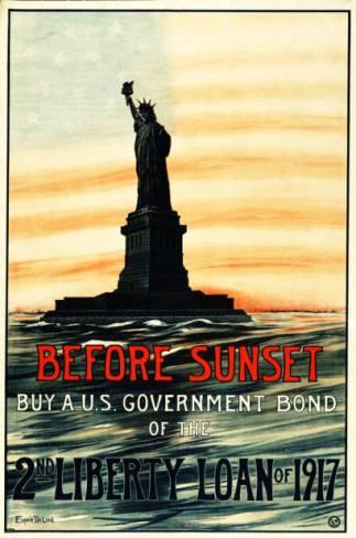 Eugenie De Land, Before Sunset, 1917