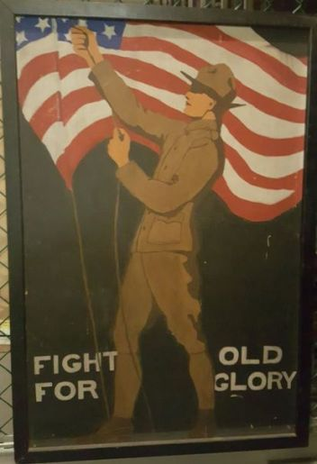 M.A.S., Fight For Old Glory, Michigan State University Museum