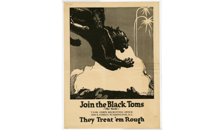 Join the Black Toms