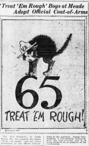 The Evening World [New York, NY], March 22, 1918, p. 3.