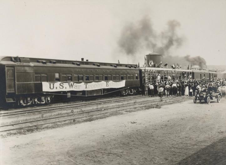 War Trophy Exhibit Train Prescott AZ--crop.jpg